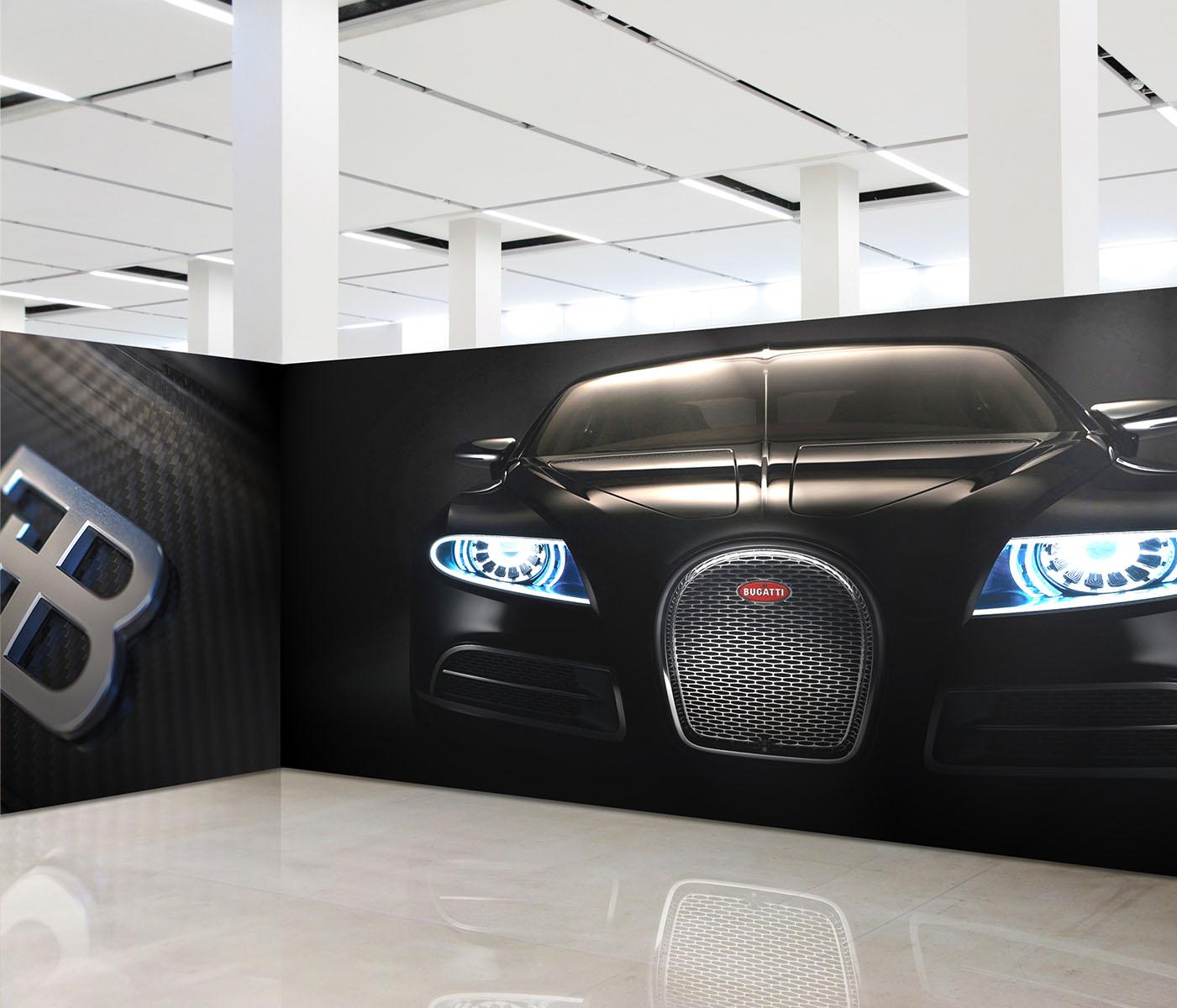 Garage wall art